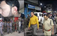 Altercation triggers mild communal tension at Hussaini Alam