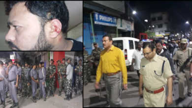 Photo of Altercation triggers mild communal tension at Hussaini Alam