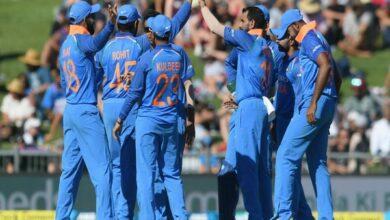 Photo of Napier ODI: All-round India blow New Zealand away