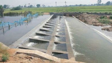 Photo of Minor Irrigation dept bags Central award