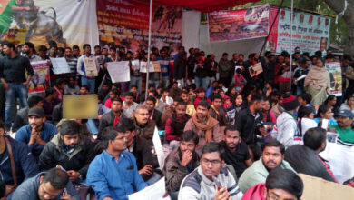Photo of UP: 40 lakh govt workers to go on strike from Feb 6