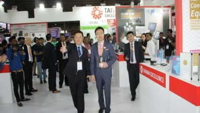 Photo of Taiwan Excellence displays world-class tech innovations at Vibrant Gujarat