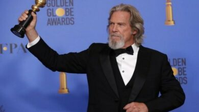 Photo of Jeff Bridges Wins Cecil B. DeMille Award at Golden Globes