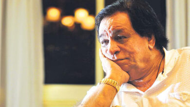 Photo of When Kader Khan quit film industry to establish Islamic centre
