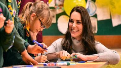 Photo of Kate Middleton shares her motherhood struggles