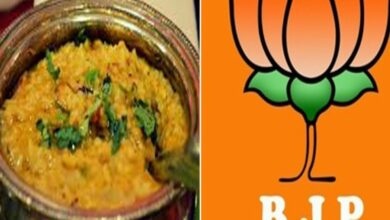 Photo of 5,000 kg khichdi to be cooked at BJP's rally today