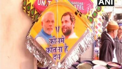 Photo of This Makar Sankranti kites featuring PM Modi, Rahul to fly high in the sky