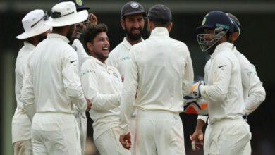 Photo of Sydney Test: Kuldeep, Jadeja stifle Aussies batsmen