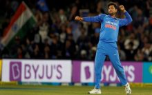 Kuldeep's four-wicket haul gives India 2-0 series lead against NZ