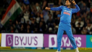 Photo of Kuldeep's four-wicket haul gives India 2-0 series lead against NZ