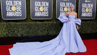 Photo of Lady Gaga pays tribute to Judy Garland at 2019 Golden Globes