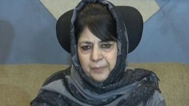 Photo of Arrangements made for Amarnath Yatra causing trouble to Kashmiris: Mehbooba Mufti