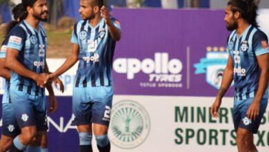 Photo of I-League: Minerva Punjab hold Gokulam Kerala 1-1