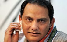 """There is Congress wave in the country"" claims Azharuddin"