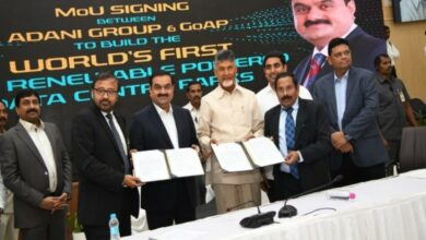 Photo of Adani group to invest Rs 70000 crore in Andhra Pradesh