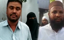 Miscreants attack on Muslim Youths at PuranaPul