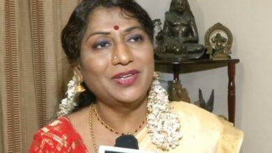 Photo of Padma Shri a recognition of merit, not identity: Narthaki Nataraj