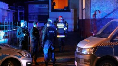Photo of Escape room blaze claims lives of 5 teens in Poland
