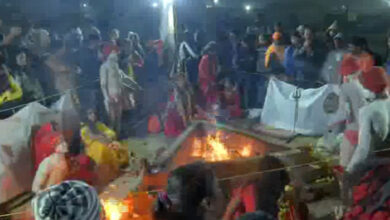 Photo of Transgenders offer prayers at Kumbh wishing for early construction of Ram temple