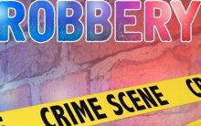 Two armed robbers arrested in separate incidents