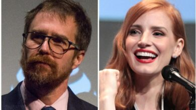 Photo of Sam Rockwell, Jessica Chastain to present Golden Globes '19