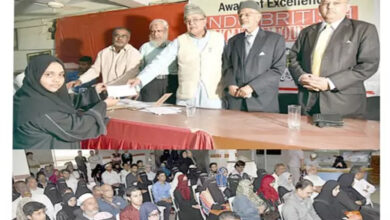 Photo of Join other than Engineering and Medical courses: Zahid Ali Khan