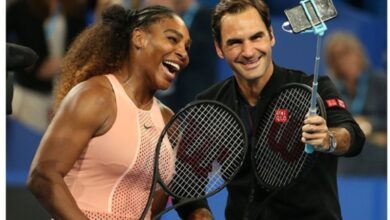 Photo of Hopman Cup: Roger Federer trumps Serena Williams