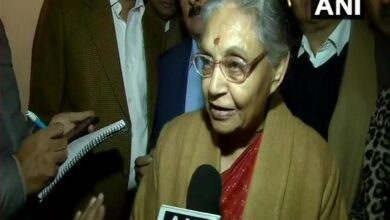 Photo of No talks on alliance with AAP yet: Sheila Dikshit