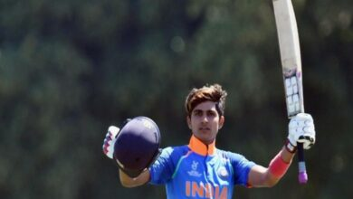 Photo of Shubman Gill deserves to play the rest of NZ series, says Sourav Ganguly