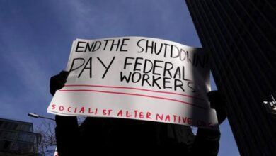 Photo of US govt shutdown enters day 26, workers continue sans pay