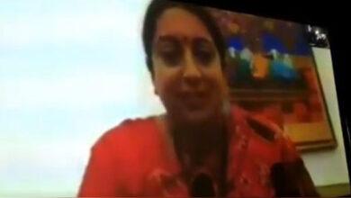 Photo of Smriti Irani organises special screening of Uri in Amethi