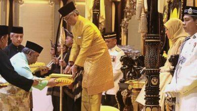 Photo of Sultan Abdullah Sultan Ahmad Shah new King of Malaysia