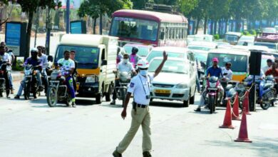 Photo of Police register more than 2000 cases against minor boys driving motorcycles