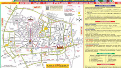 Photo of Republic Day: Traffic restrictions in Delhi for parade