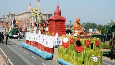 Photo of Republic Day parade: Tripura bags best tableau award