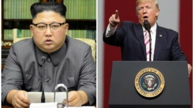Photo of Trump, Kim meet for second summit