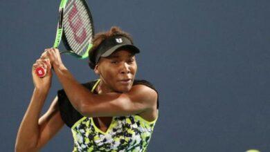 Photo of Venus Williams outlasts Victoria Azarenka in Auckland opener