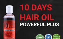 10 Days Hair Oil records 9000 customer orders in less than 24 hours
