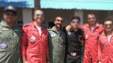 Photo of Wing Commander Abhinandan is son of decorated IAF officer