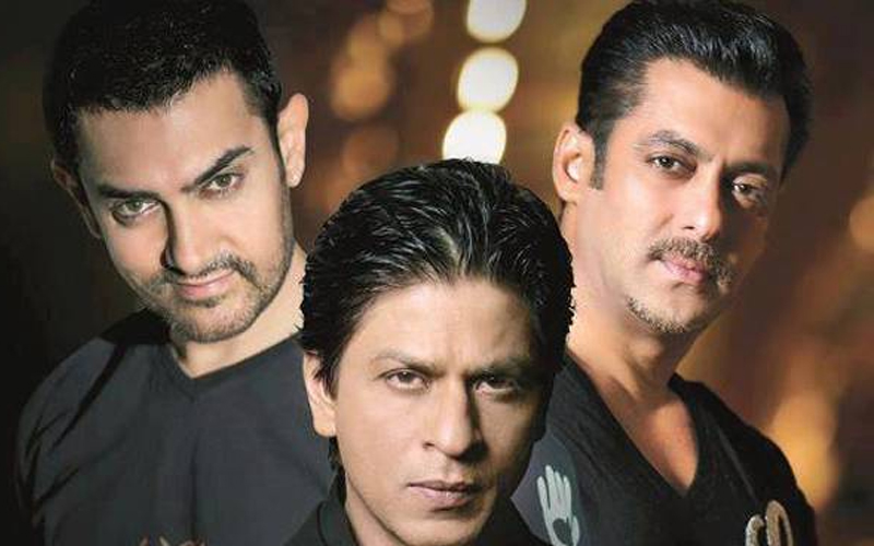 With Salman's rare flop and SRK's long dry run, is Aamir the new king of the Khans?