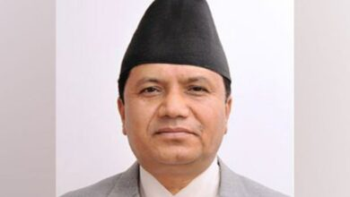 Photo of Nepal Tourism Minister among 7 killed in chopper crash