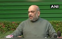 Amit Shah hosts former IB, RAW chiefs for dinner