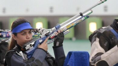 Photo of Shooting WC: Apurvi Chandela breaks world record in 10m Air Rifle, bags gold medal