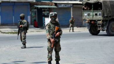 Photo of High Alert in Kashmir: Additional Army contingent deployed
