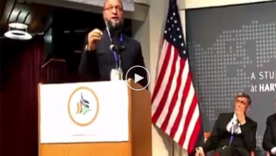Photo of Pulwama attack: Here's what Asaduddin Owaisi says at Harvard