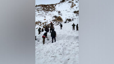 Photo of Operations to rescue Jawans buried by Himachal avalanche resume