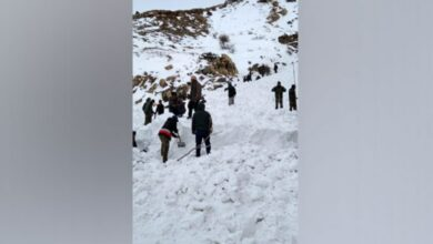 Photo of Army man dead, 5 trapped after hit by avalanche in Himachal's Kinnaur district