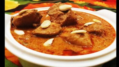 Photo of Recipe: Badami murg keema