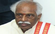 Dattatreya mocks CM  over incomplete Kaleswaram project inauguration