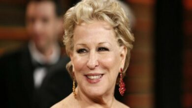 Photo of Bette Midler to perform at the Oscars
